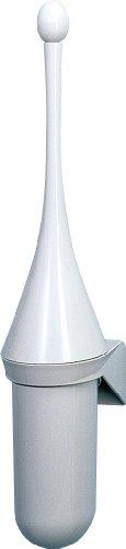 All Care 5594 PlastiQline Porte-brosse WC Plastique Blanc