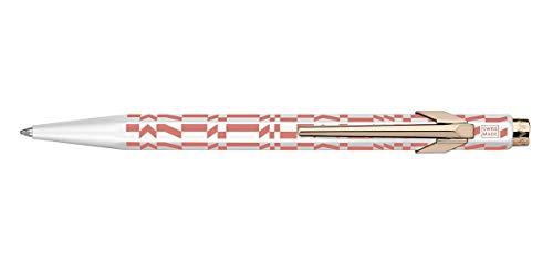 Caran d\'AcheCD849.123 Einweg-Kugelschreiber Rosa