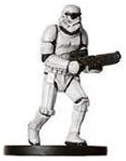 Star Wars Miniatures: Stormtrooper # 38 - Rebel Storm