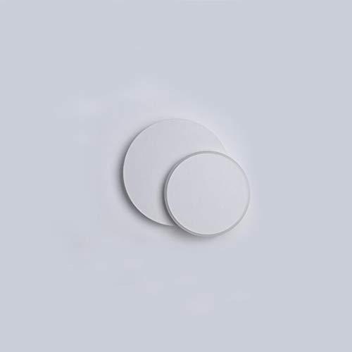 ZHAOHUIYING wandlamp voor slaapkamer, woonkamer, slaapkamer, nachtkastje, acryl, LED