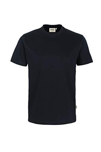 "HAKRO T-Shirt ""Classic"" - 292 - schwarz - Größe: 3XL"