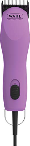 Wahl Professional Animal Thick Coat Pet Clipper & Dog Clipper, One Size, Pink (#9787-300)
