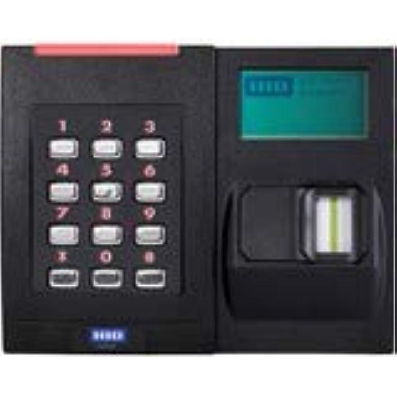HID 928NFNTEK000TE HID Display Reader/Enroller, for Access Control, Multi-Factor AUTHENTICATION, RKLB40 ICLASS SE E, LCD/BIO WIEG Term RKCLB40E,