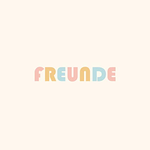 Freunde EP [Vinyl Maxi-Single]
