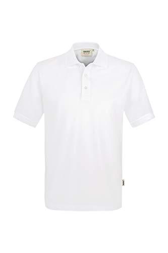 """HAKRO Polo-Shirt """"Performance"""" - 816 - weiß - Größe: XXL"""
