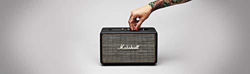 Marshall 04091800 Altoparlante Amplificato, Nero