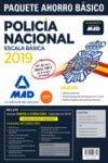 PAQUETE AHORRO BÁSICO ESCALA BáSICA POLICíA NACIONAL 2019. AHORRA 108 €