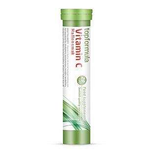 Topformula   C-vitamin Brus - Hallon