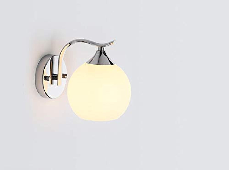 Kreative Wohnzimmer balkon Wand gang Treppen Beleuchtung einfache Schlafzimmer Nachttischlampe (Stil  Single Head)