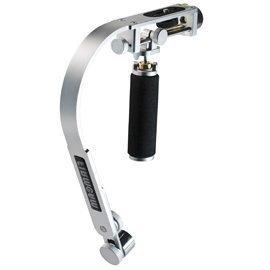 Lark Schwebestativ FC003 in Silber von Firmcam aus Aluminium - Stabilisator für Smartphone, Kamera, Actioncam, Video, Camcorder