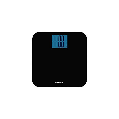 Salter SA 9275 BK3R - Báscula electrónica (pantalla grande, capacidad máxima de 250 kg)