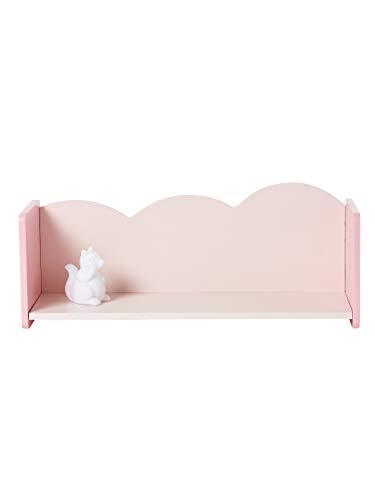 Vertbaudet Wandregal für Kinderzimmer rosa ONE Size