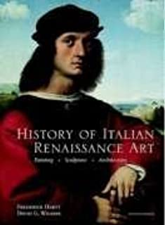 History of Italian Renaissance Art, Third Edition by Fredrick Hartt (1987-01-01) Hardcover