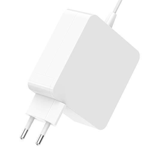 """EPILUM Chargeur pour Mac Pro 60W L Forme, Adaptateur pour Mac Pro 13"""" (Avant Mi 2012) - A1278, Mac 13"""" (A partir de Fin 2009) - A1181 A1344/A1330/A1342/A1278/A1185/A1184/A1181"""