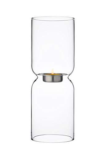 Iittala Teelichthalter, Glas, Transparent