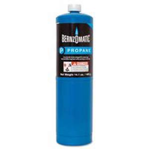 BernzOmatic 304182 Propane Cylinder, 14.1 oz 12/Pack (1 Pack)