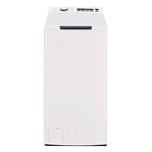 Midea Toplader Waschmaschine TW 5.72 di / 7,5 KG Fassungsvermögen/Energieeffizienzklasse A+++ / Reload Funktion / 1200 U/min/Soft Opener