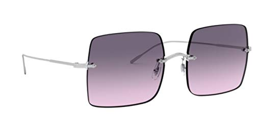Oliver Peoples Oishe Silver/Iris Gradient One Size