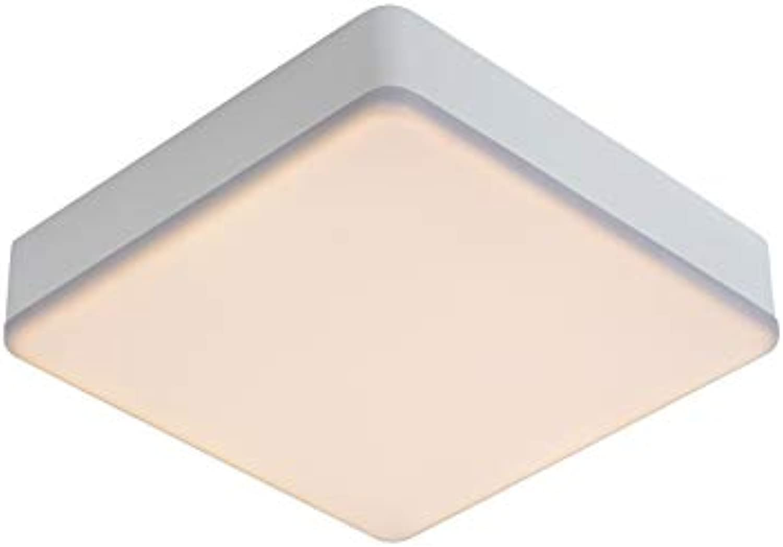 Lucide CERES-LED Deckenleuchte, Aluminium, 30 W, Weiß