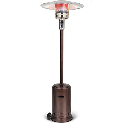 UPHA 46000 BTU Outdoor Patio Heater with Portable...