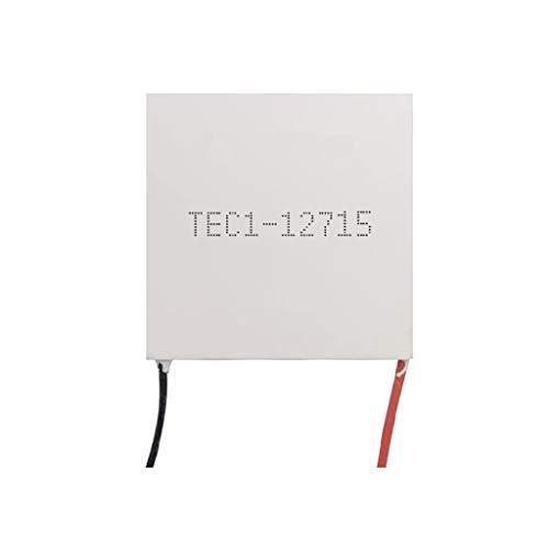 Yintiod Multi-Typ Semiconductor Refrigeration Sheet TEC1-12706 Wasserspender Kühlfolie für Autokühlschränke