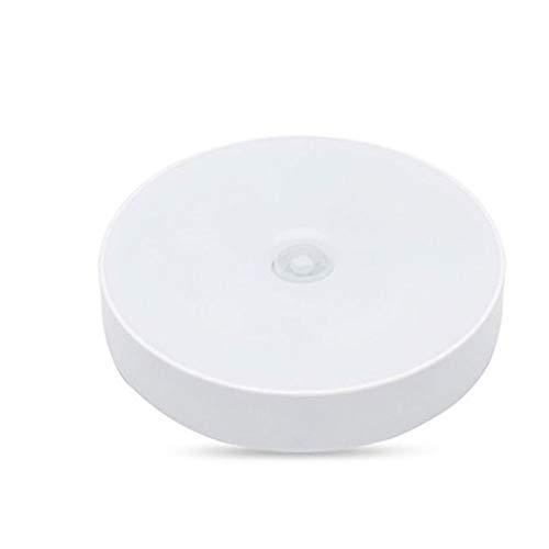 Duomu Tocando luz nocturna led, luz nocturna portátil, carga USB regulable electromagnética luz de noche inteligente, gabinete dormitorio luz
