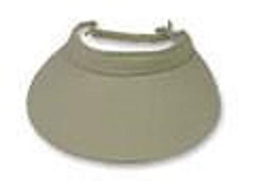 Cushees 221 Coil Back Sun Visors (Beige)