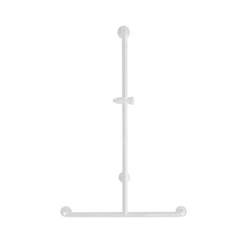 Badezimmer Haltegriff Klappbarer Badezimmer-Handlauf Toiletten-Armlehnen-Sicherheit Seniorenbedarf Barrierefreier Badezimmer-Aufzug Rutschfester Toiletten-Booster 304 Edelstahl Sicher und zuverl/ässig