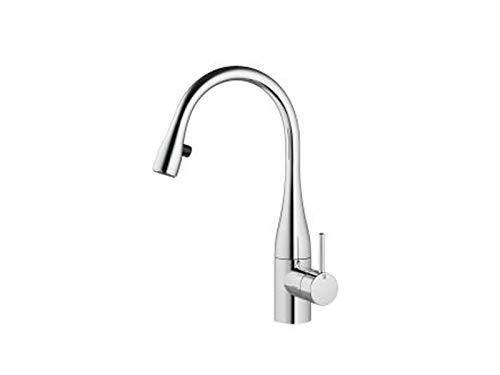 KWC Eve rubinetto cucina monocomando con led 115.0307.894-Cromo