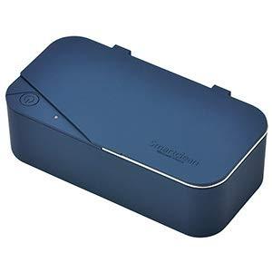 名古屋眼鏡 コンパクト超音波洗浄器 スマートクリーン ネイビー 9673-03