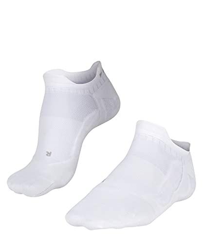 Falke GO5 Invisible M in, Calzini da Golf Uomo, Bianco (White 2000), 42-43
