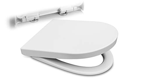 WC Ersatzsitz für EAGO BOHEMIA WD332 mit Softclose Funktion (EAGO 332 Serie)