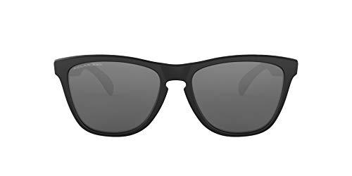 Oakley 0OO9013 gafas de sol, Matte Black, 54 Unisex-Adulto