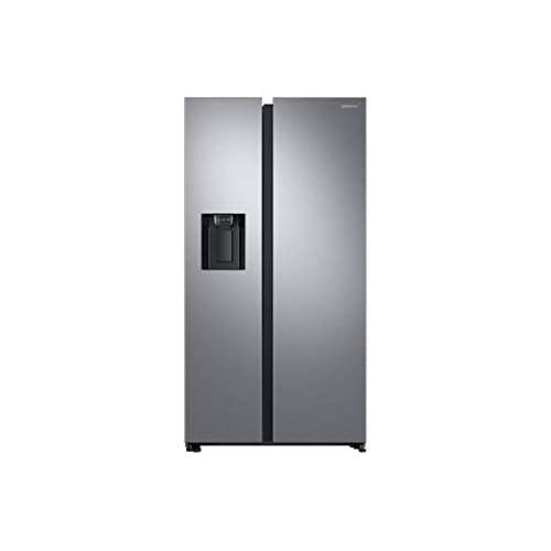 Samsung Elettrodomestici RS68N8221SL/EF Frigorifero Americano Side by Side RS8000, 617 l, 39 Decibel, Inox