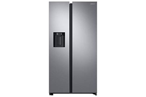 Samsung Elettrodomestici RS68N8221SL EF Frigorifero by Side RS8000, 617 l, 39 Decibel, Inox