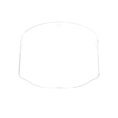 3M Clear Polycarbonate Faceshield WP96, 82701-00000, Molded