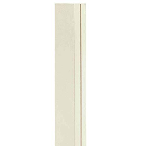 Treillage - Poteau Aluminium Alupost 115 cm - Blanc