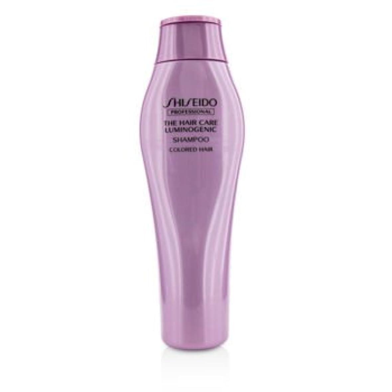 兵士学習者測る[Shiseido] The Hair Care Luminogenic Shampoo (Colored Hair) 250ml/8.5oz