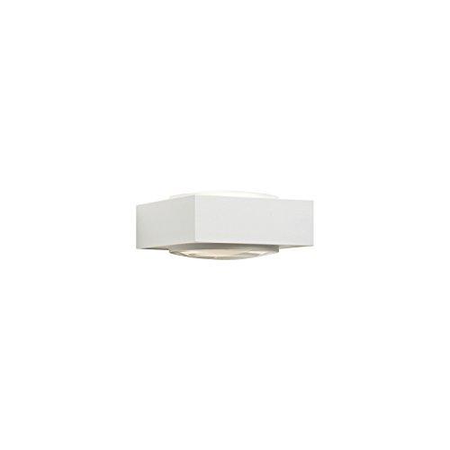 Vision LED WW wandlamp, wit chroom glanzend incl. 2 x PowerLED 1,6 W CRI>80 3000 K 3000 K 336 lm