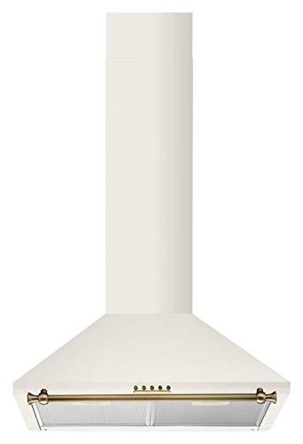 AEG EFC216V - Campana extractora (60 cm), color crema