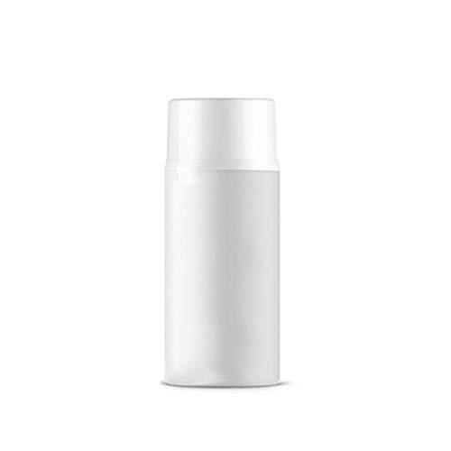 BIGBOBA Botellas de Cosmetica Vacío Plástico Dispensador de Loción Gel de Ducha Champú Portátil Recargable Dosificador para Cocina Baño Viaje (50ML)