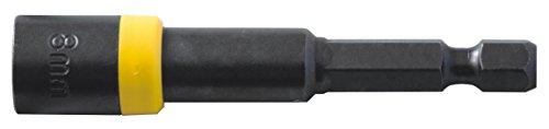 C.K T4598C 08 Steckschlüssel für Außensechskant, magnetisch - 8 mm