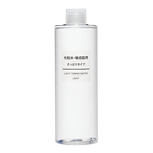 無印良品 化粧水 敏感肌用 さっぱりタイプ 大容量 400mL 44294000