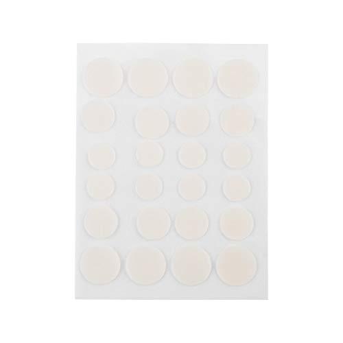 Beaupretty Acné Couverture Patch Dots Pimple Patch Autocollant Blemish Spot Cover Hydrocolloïde Invisible pour Filles Femmes Maquillage 24 pcs