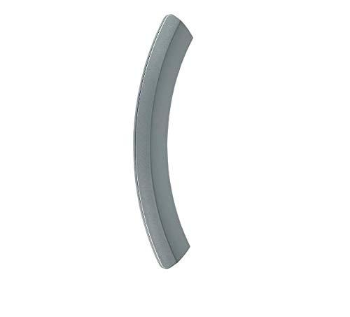 Türgriff für Trockner silber Siemens 00643356