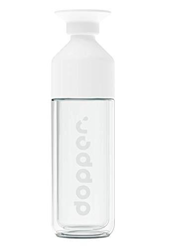 Dopper Trinkflasche Glass Insulated (450 ml)