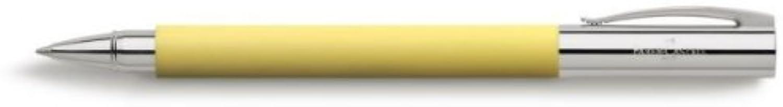 Faber-Castell - Ambition Roller Edelharz Sonnengelb B004W5LAPI   Starke Hitze- und Abnutzungsbeständigkeit