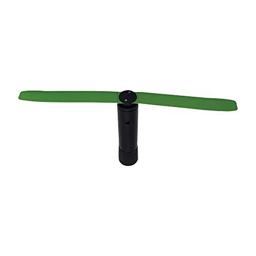 ISOTRONIC Repelente 2.0 anti moscas con accesorio para botella | Ventilador para proteger alimentos al aire libre | Mosquitera ideal para proteger comida | Ahuyentador para espantar avispas y abejas