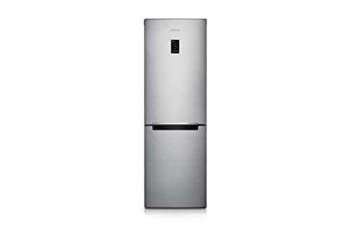 Samsung Réfrigérateur-congélateur RB29FERNCWWEF (A ++, 178 cm de hauteur, 252 kWh, partie congélateur 98 l, No Frost) gris argenté