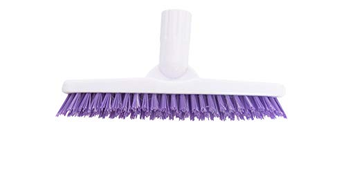 Fuller Brush Tile Grout E-Z Scrubber Replacement Head- Cleans Kitchen, Shower, Tub & Tile - Purple